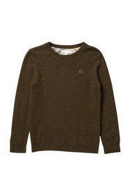 Burberry Mini Durham Cashmere Sweater (Big Boys)