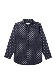Burberry Freddy Dot Print Shirt (Big Boys)