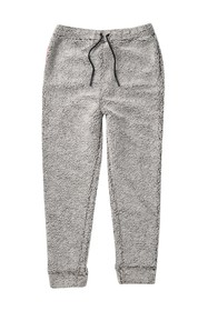Burberry Sammie Fleece Logo Tape Pants (Big Boys)