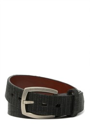 W.KLEINBERG Distressed Leather Belt