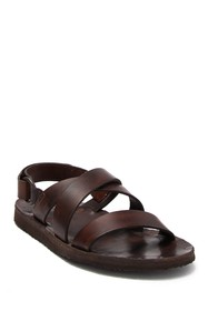 Frye Cape Cross Strap Sandal