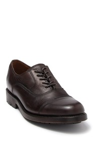 Frye Bowery Leather Bal Oxford