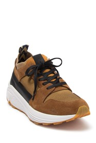 Frye Bedford Runner Leather Sneaker