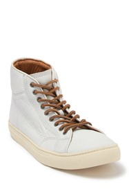 Frye Walker Leather Mid Lace-Up Boot