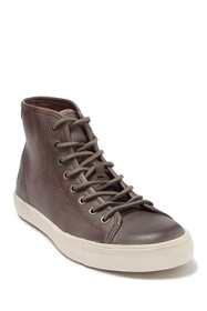 Frye Brett High Top Leather Sneaker