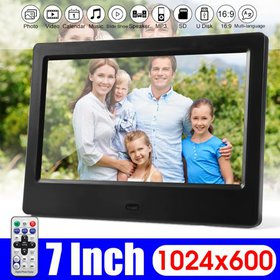 """7"""" HD Digital Photo Frame with Automatic Slideshow"""