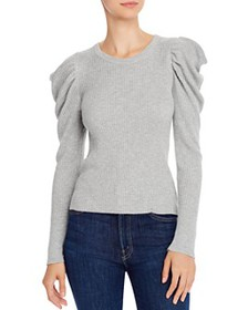 Splendid - Allston Puff-Sleeve Sweater