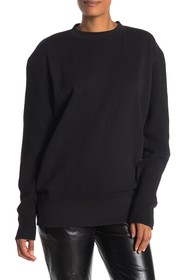 Helmut Lang Crew Neck Pullover Sweater