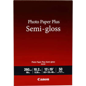 Canon SG-201 Photo Paper Plus Semi-Gloss (13 x 19""