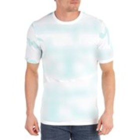 CHAMPION Mens All-Over Logo Short Sleeve Graphic T