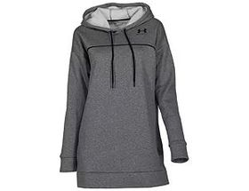 Under Armour Rival Fleece Long-Sleeve Tunic for La