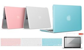 "MacBook Pro 13"" or 15"" Hard Case, Keyboard Cover,"