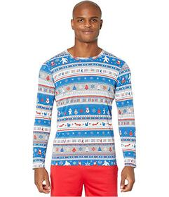 Brooks Ugly Sweater Long Sleeve