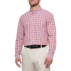 Bobby Jones 1930 Lux Bowie Chambray Dobby Shirt -