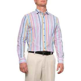 Bobby Jones Luxe Chandler Shirt - Long Sleeve (For