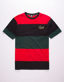 DGK Roma Stripe Mens T-Shirt_