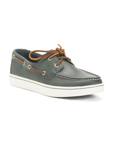 SPERRY Men's Leather Boat Shoes