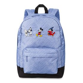 Disney Mickey Mouse Through the Years Backpack for