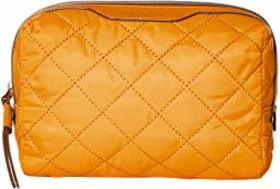 Tory Burch Perry Quilted Nylon Small Cosmetic Case