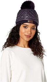 UGG Quilted All Weather Hat with Pom