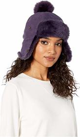 UGG Up Flap Water Resistant Sheepskin Hat