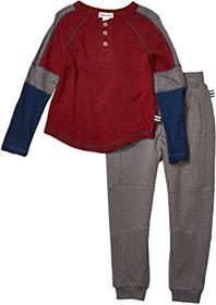 Splendid Littles Varsity Henley Top Set (Toddler/L