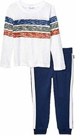 Splendid Littles Reverse Tri-Stripe Top Set (Toddl