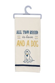 Primitives by Kathy Love & A Dog Dish Towel