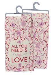 Primitives by Kathy All You Need Dish Towel
