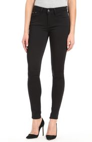Mavi Adriana Side Stripe Ankle Jeans