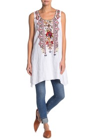 Johnny Was Beatriz Trapeze Tunic