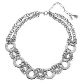 Simply Vera Vera Wang Chain Collar Necklace