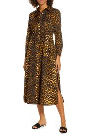 French Connection LEOPARD DRESS