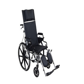 Drive Medical Viper Plus GT Reclining Wheelchair w