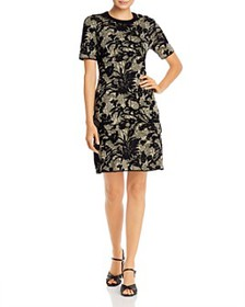 Tory Burch - Floral Sweater Dress