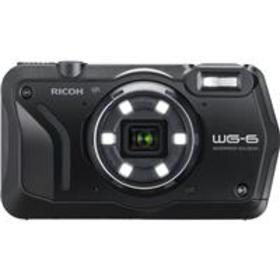 Ricoh WG-6 Digital Camera, Black