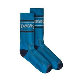Lightweight Merino Performance Crew Socks, Park St