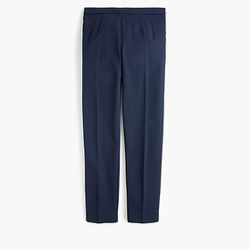 J. Crew Martie pant in bi-stretch cotton