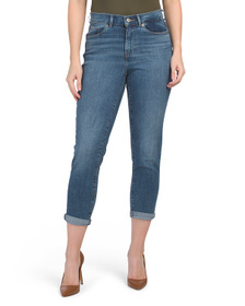Reveal Designer Classic Crop Unbasic Jeans