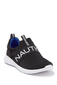 Nautica Canvey Youth Athletic Slip-On Sneaker (Tod