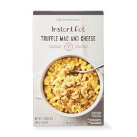 Instant Pot Truffle Mac and Cheese
