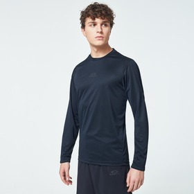 Oakley Foundational Training Long Sleeve Tee - Bla