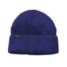 Fisherman's Rolled Beanie, Cobalt Blue (COB)