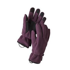Synchilla™ Gloves, Deep Plum (DPM)