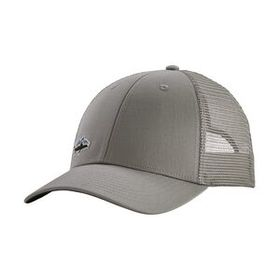 Small Fitz Roy Fish LoPro Trucker Hat, Drifter Gre