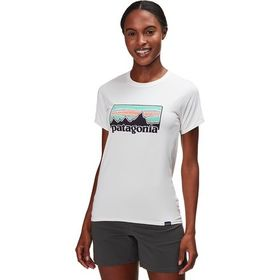 Patagonia Capilene Cool Daily Graphic Short-Sleeve