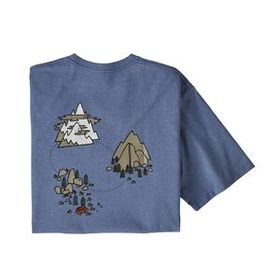 M's Climbers Migration Responsibili-Tee®, Woolly B