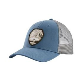 Defend Public Lands LoPro Trucker Hat, Woolly Blue