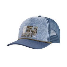 Protect Your Peaks Interstate Hat, Woolly Blue (WO