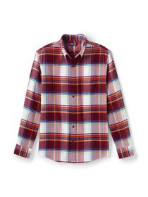 Men's Big & Tall Flagship Flannel Pattern Traditio